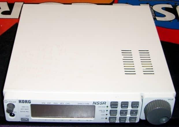 Korg M3r Module manual