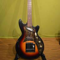 <p>Framus Strato Super 1971 3 Tone Sunburst w/ OHSC</p>  for sale