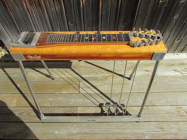 sho bud pedal steel guitar good condition w case reverb. Black Bedroom Furniture Sets. Home Design Ideas