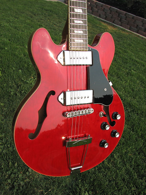 epiphone casino bridge