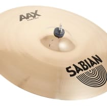 "Sabian 16"" AAX V-Crash 2010s Brilliant image"