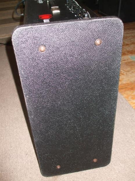 sunn alpha 115 vintage amplifier electric guitar bass amp reverb. Black Bedroom Furniture Sets. Home Design Ideas
