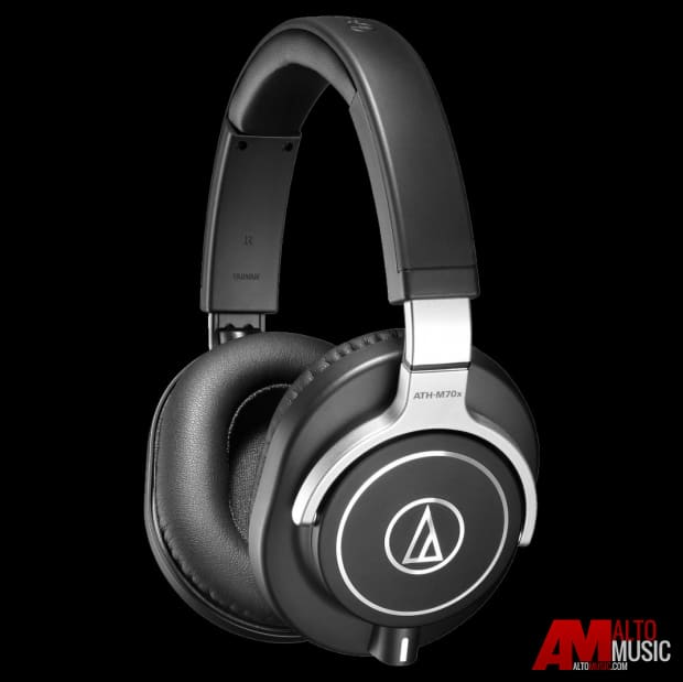 how to use audio technica pro 70
