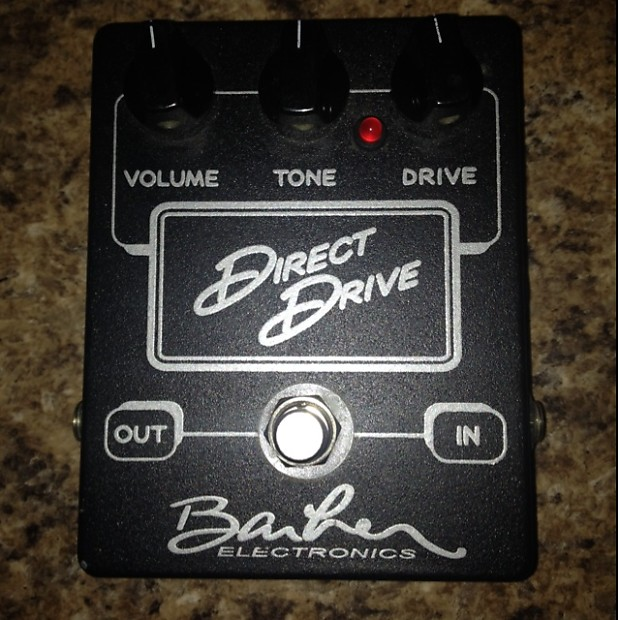 Barber Direct Drive : Barber Direct Drive Reverb