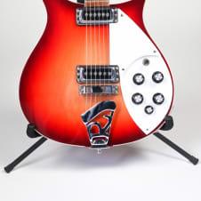 2010 Rickenbacker 620  Fireglo w/ Case image