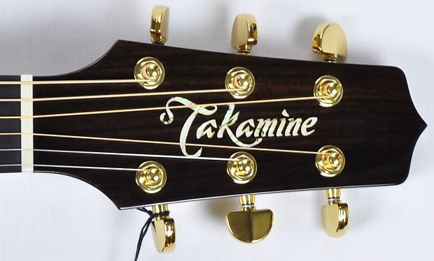 Takamine DMP500CE DC Engelmann Spruce Top Limited Edition ...
