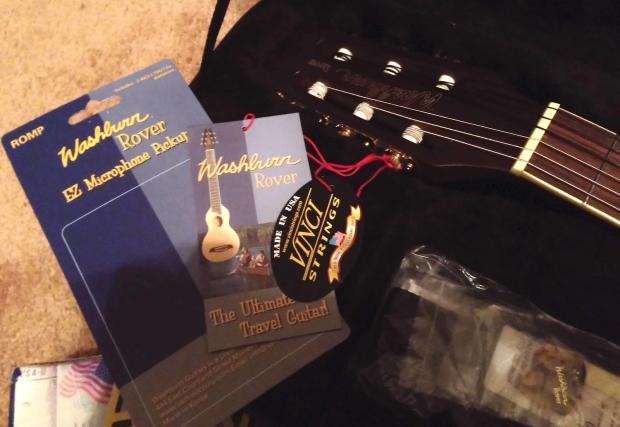 Washburn Travel Guitar For Sale