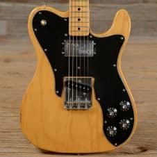 Fender Telecaster Custom Natural 1974 (s225) image