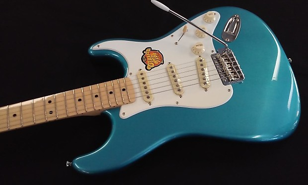 Fender Squier Classic Vibe 50 S Stratocaster Lake Placid