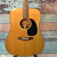 <p>Vintage 1975 Gibson Blue Ridge Acoustic Dreadnought guitar</p>  for sale