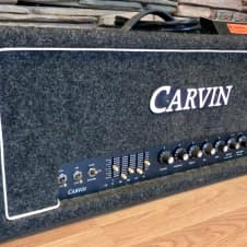 Carvin X100b Tube Amp 100 Watts W Footswitch Reverb