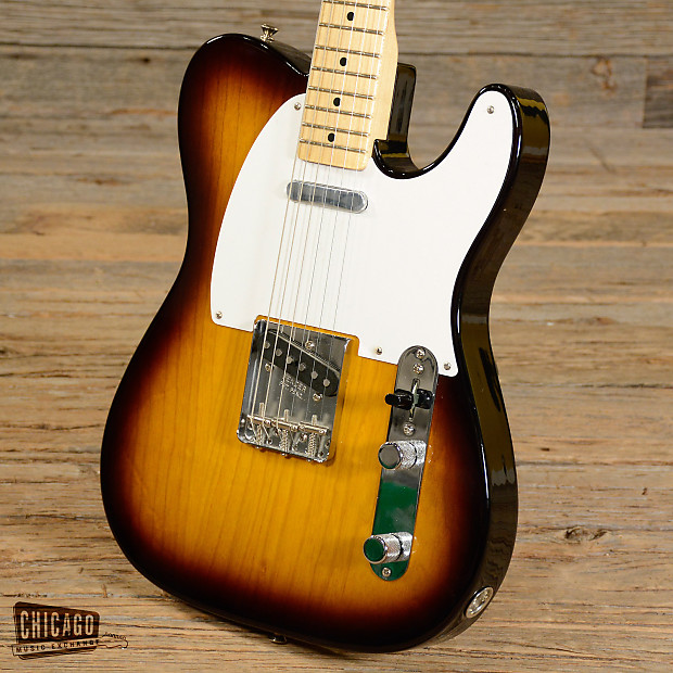 fender american vintage 58 telecaster review