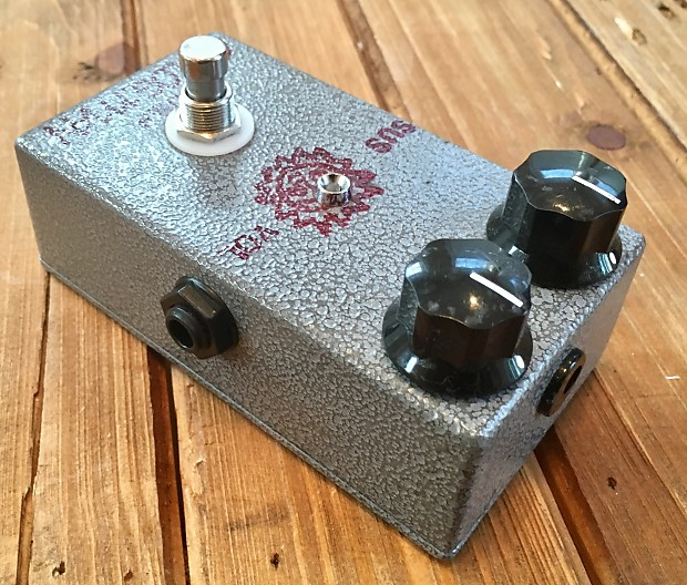 analogman mini comp compressor pedal rare 2 knob version ho reverb. Black Bedroom Furniture Sets. Home Design Ideas