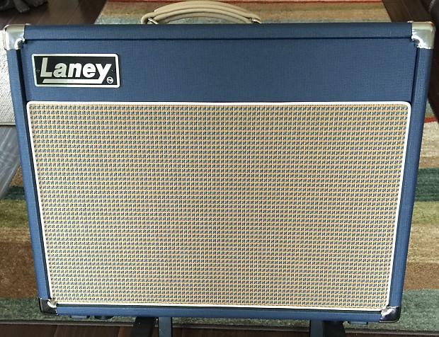 Laney Lionheart L5T-112 2015 blue ((( Price-Drop ...  Laney