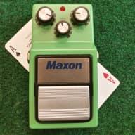 Maxon OD9 Overdrive Pedal - Clean & Mean MIJ -