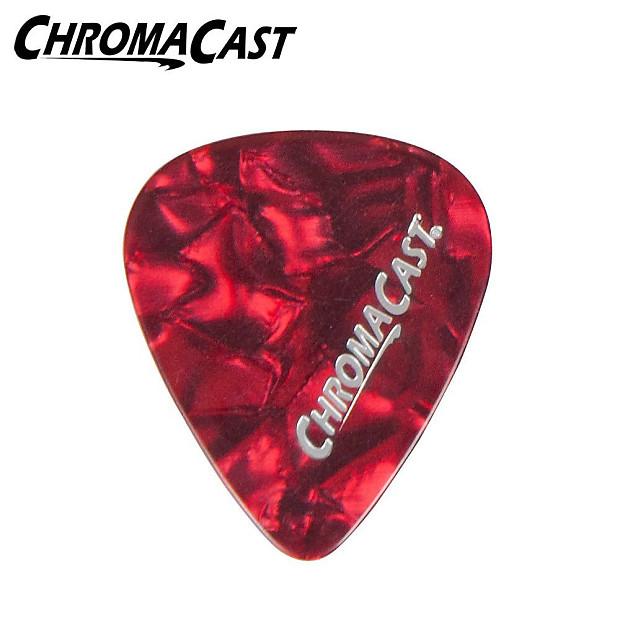 848577532f ChromaCast Acoustic Guitar Hard Case - (CC-AHC