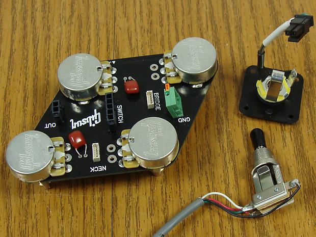 usa gibson les paul pots wiring 3 way switch jack reverb. Black Bedroom Furniture Sets. Home Design Ideas