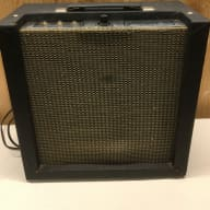 Harmony  H400 Tube Guitar Amp 1960's As Is Project