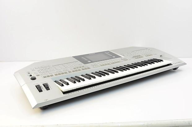 yamaha tyros2 digital workstation keyboard tyros 2 reverb. Black Bedroom Furniture Sets. Home Design Ideas