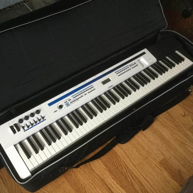 casio privia px 5s pro stage piano keyboard mint condition reverb. Black Bedroom Furniture Sets. Home Design Ideas