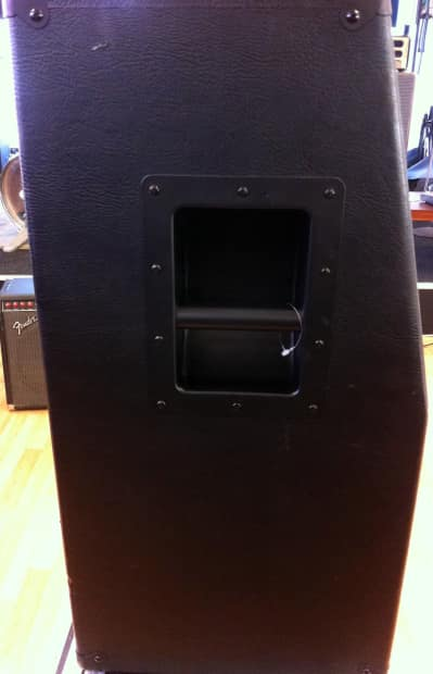 jet city jca48s 4x12 guitar cabinet eminence speakers reverb. Black Bedroom Furniture Sets. Home Design Ideas