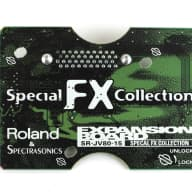Roland SR-JV80-15 Special FX Collection Expansion Board 1080 2080 5080