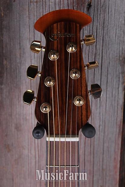 Ovation C2078AXP Elite Plus Contour Acoustic-Electric ...