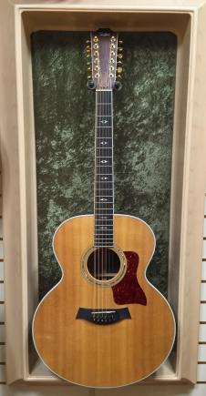 Taylor 855 12 String 1994 with case image
