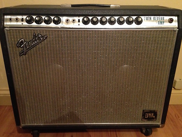 fender twin reverb silverface dating Fender amp preamp tube layout and recommendations reverb, super reverb, twin reverb demands placed on this tube by the fender reverb driver.