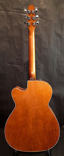 Seagull Entourage Rustic Concert Hall Cw Qit Acoustic