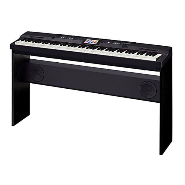 casio cgp700bk digital piano bundle black w headphones