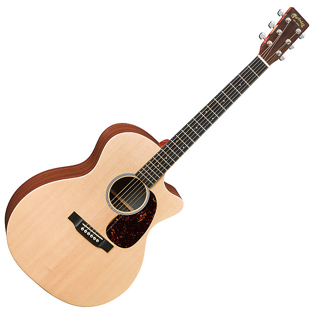 martin gpcx1ae x series acoustic electric guitar reverb. Black Bedroom Furniture Sets. Home Design Ideas