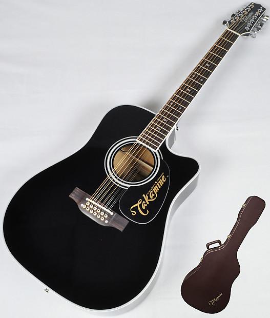takamine ef381sc legacy series 12 string acoustic guitar in reverb. Black Bedroom Furniture Sets. Home Design Ideas