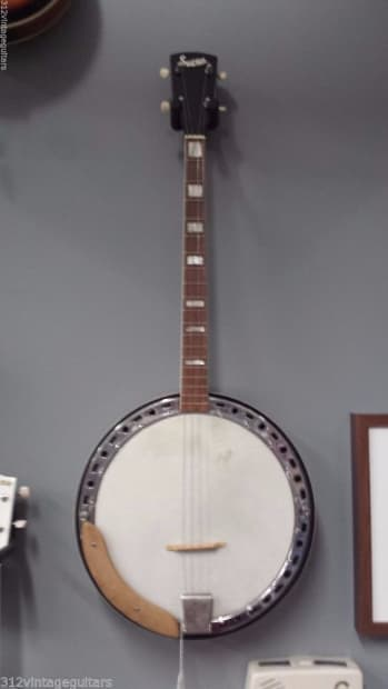 1950s Kay Tenor Banjo - YouTube