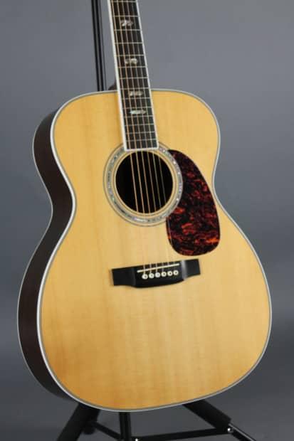 used martin j 40 jumbo acoustic electric guitar natural reverb. Black Bedroom Furniture Sets. Home Design Ideas
