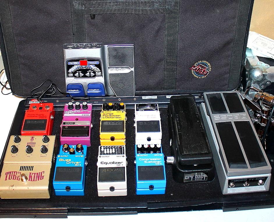 vintage boss pedals eBay