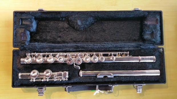 Yamaha Flute  S Ii