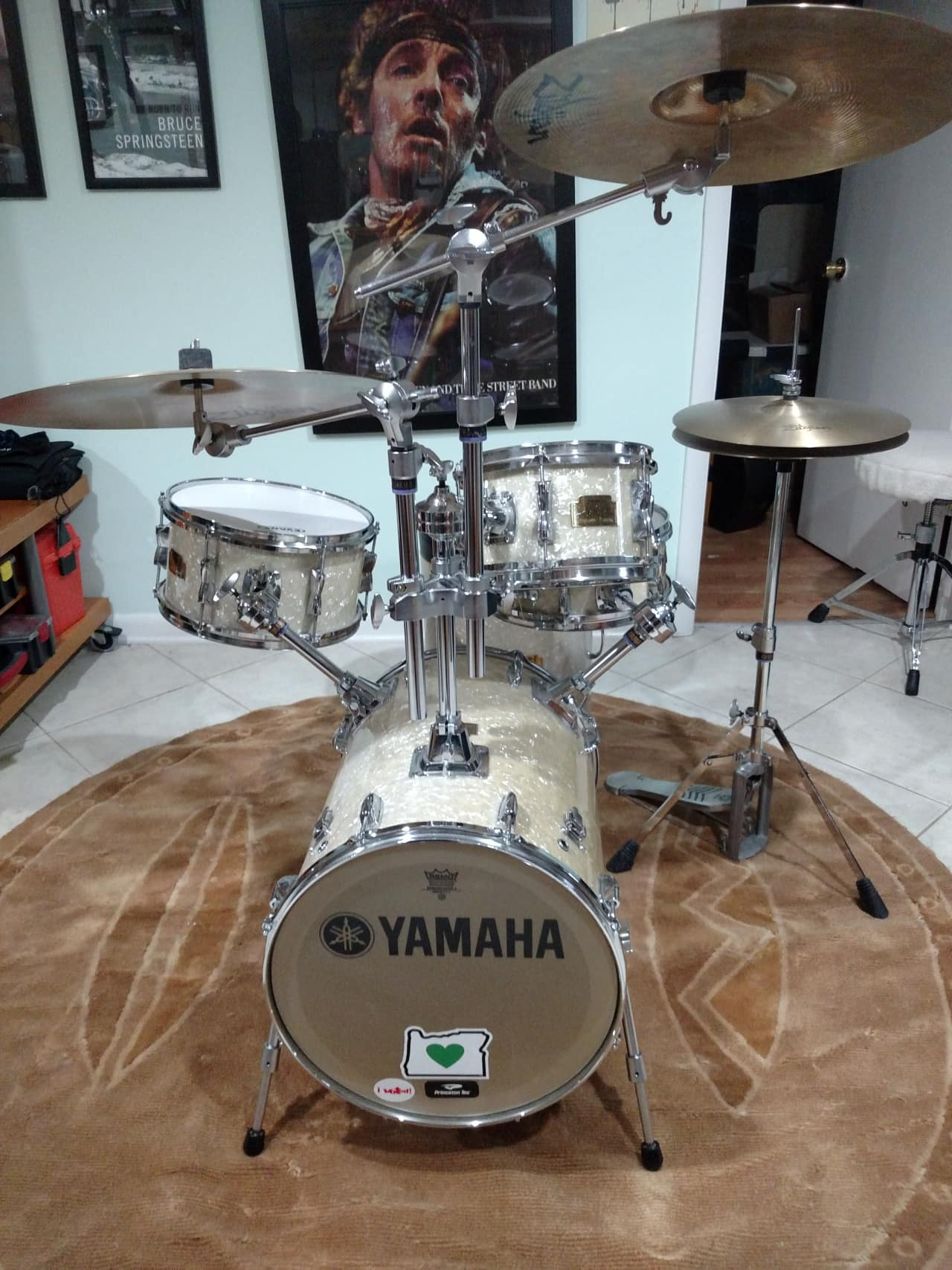 Yamaha Al Foster Hipgig For Sale