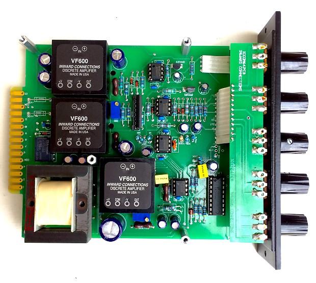 inward connections vc500 discrete 500 series vca compressor reverb. Black Bedroom Furniture Sets. Home Design Ideas