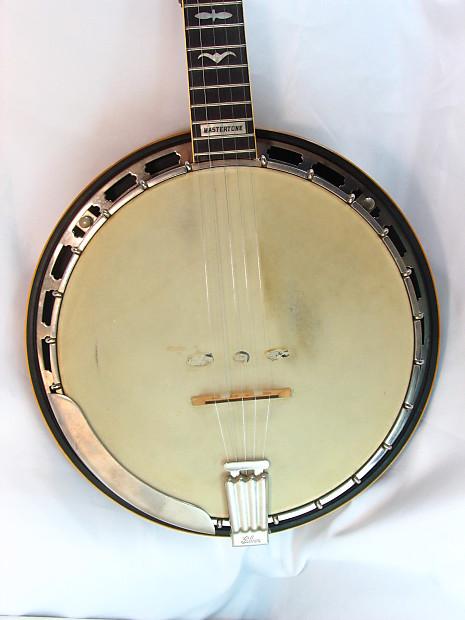 Gibson Rb 250 Mastertone David Simchi Levi