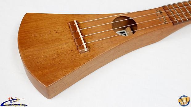 martin backpacker ukulele w gig bag solid mahogany body reverb. Black Bedroom Furniture Sets. Home Design Ideas