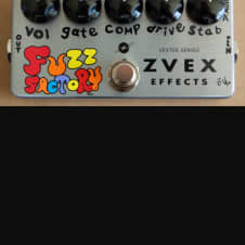 ZVEX Vexter Fuzz Factory 2014 image