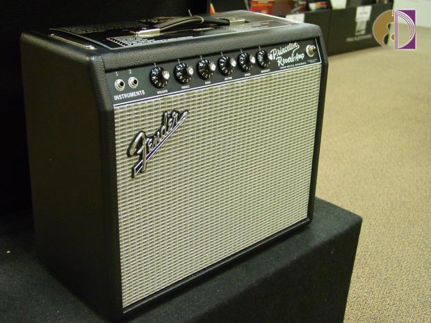 fender 39 65 princeton reverb reissue electric guitar amplifier reverb. Black Bedroom Furniture Sets. Home Design Ideas