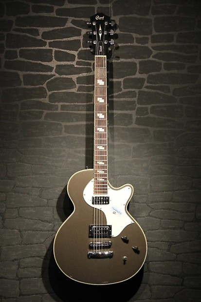 cort sunset baritone guitar in mocha bronze pearl free reverb. Black Bedroom Furniture Sets. Home Design Ideas