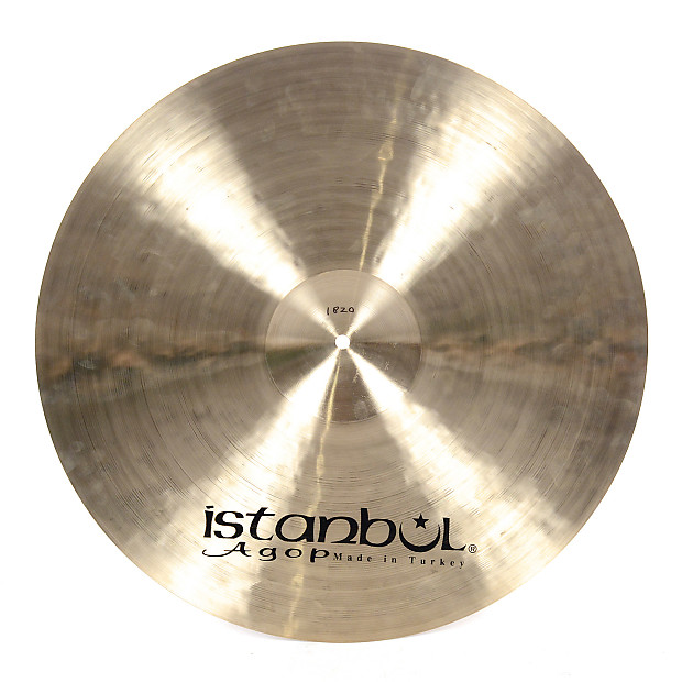 istanbul agop 20 inch xist crash cymbal natural finish reverb. Black Bedroom Furniture Sets. Home Design Ideas