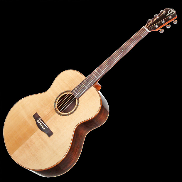 teton stj150ent jumbo acoustic electric guitar h s reverb. Black Bedroom Furniture Sets. Home Design Ideas
