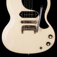 <p>Gibson SG Jr 1963 Polaris White</p>  for sale