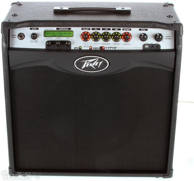 peavey vypyr vip 3 modeling 100w 1x12 guitar combo amp reverb. Black Bedroom Furniture Sets. Home Design Ideas