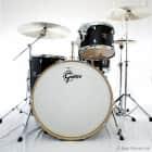 "Gretsch Catalina Club Rock Drum Set 13"", 16"", 24"" Ebony Stain image"