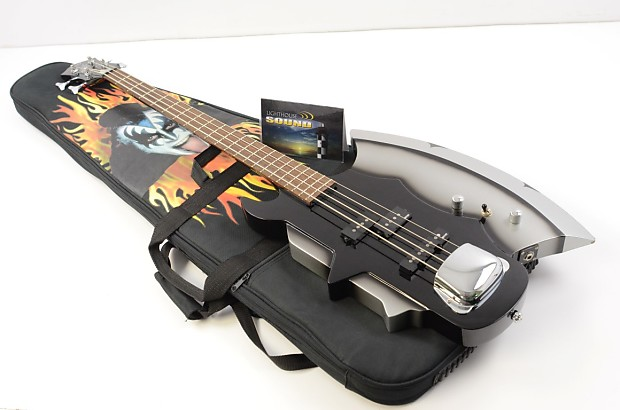 2010 cort gene simmons gs axe 2 electric bass guitar w gig reverb. Black Bedroom Furniture Sets. Home Design Ideas